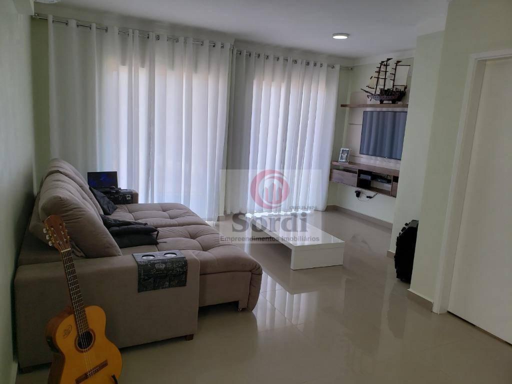 Apartamento com 3 dormitórios à venda, 85 m² por R$ 345.000 - Jardim Botânico - Ribeirão Preto/SP