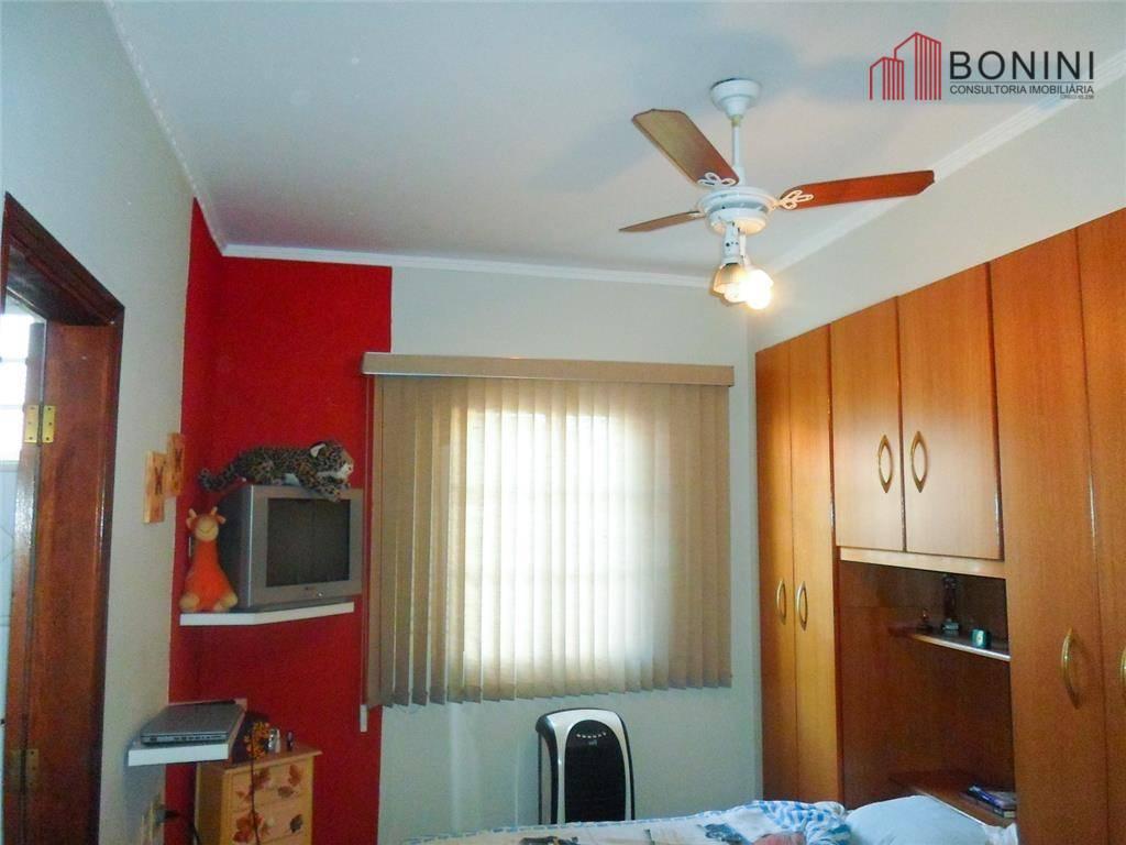Casa 3 Dorm, Jardim Ipiranga, Americana (CA0168) - Foto 4