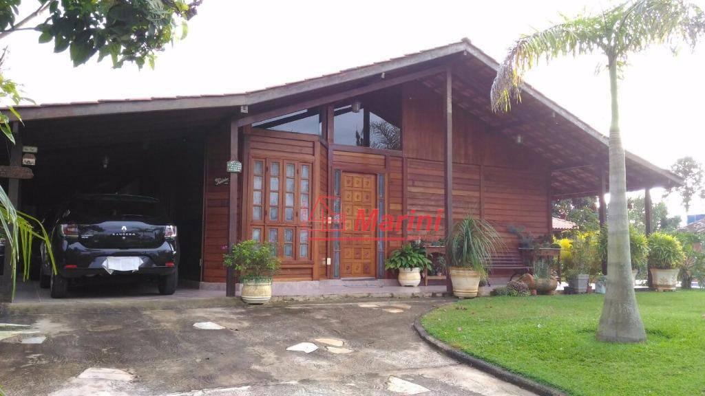 Casa residencial à venda, Terras de Santa Rosa, Salto.