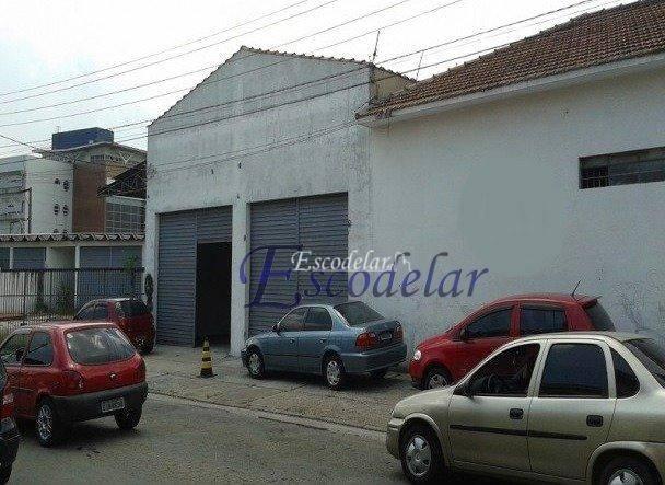 Galpão Comercial à venda, Montanhão, São Bernardo do Campo - GA0003.