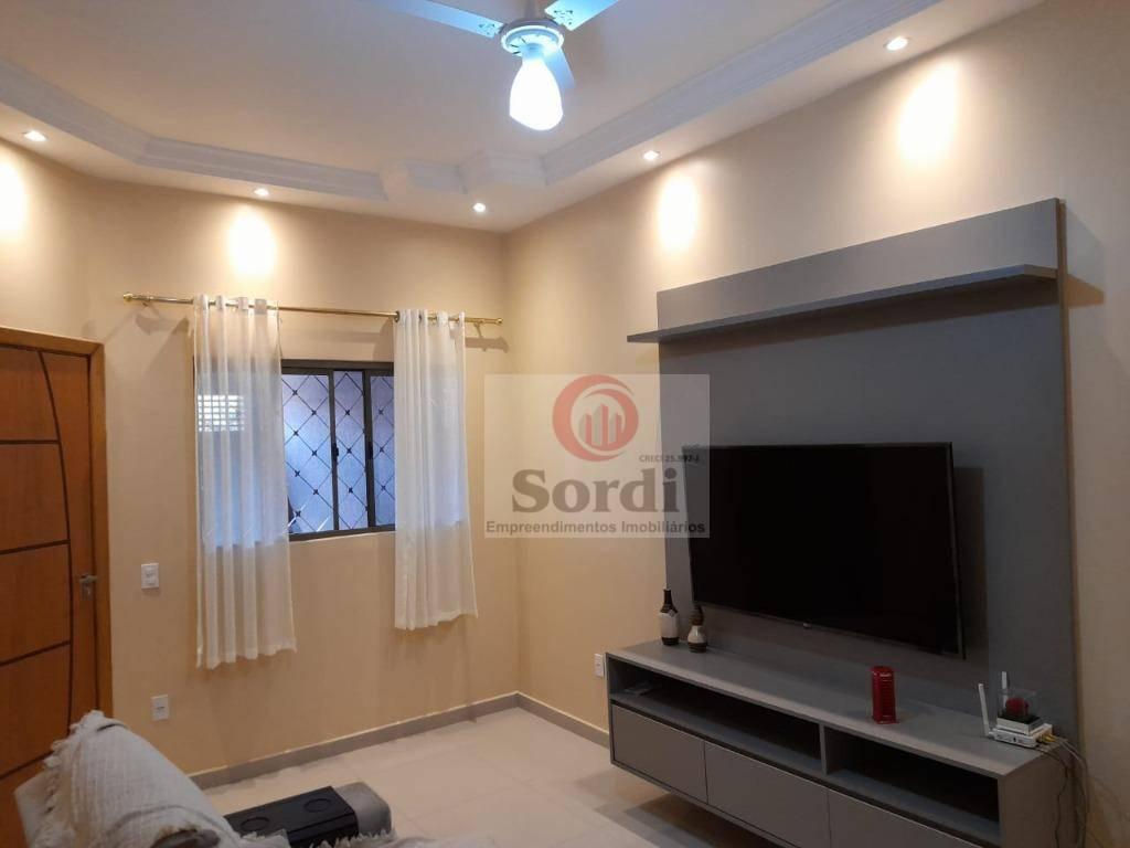 Casa à venda, 135 m² por R$ 370.000,00 - Jardim Antártica - Ribeirão Preto/SP