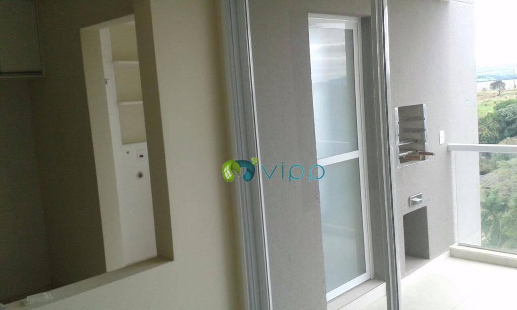 Apartamento Mobiliado, 2 Dormitórios, Suíte, Varanda com churrasqueira, Lazer e Segurança, Itatiba