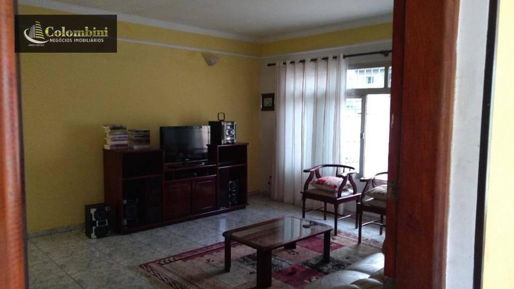 Casa com 2 dormitórios à venda, 350 m² de terreno - Vila Curuçá - Santo André/SP