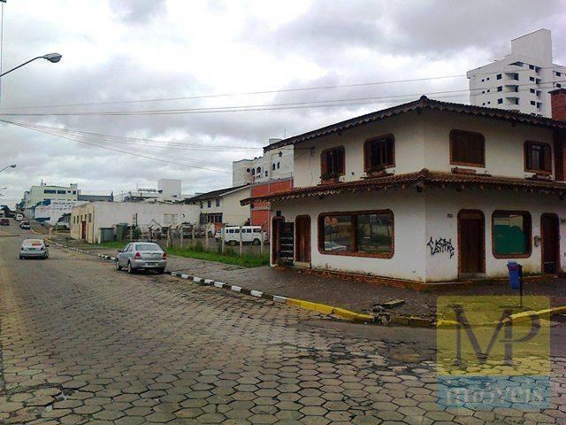 Sobrado à venda, 1600 m² por R$ 4.000.000,00 - Centro - Lages/SC