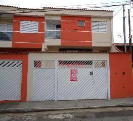 Sobrado Residencial à venda, Vila Guiomar, Santo André - SO0180.