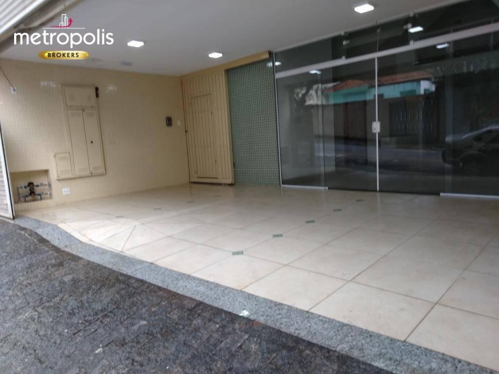 Prédio para alugar, 270 m² por R$ 9.300,00/mês - Santa Paula - São Caetano do Sul/SP