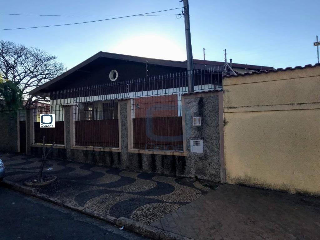 Sobrado com 4 dormitórios à venda, 370 m² por R$ 850.000 - Jardim Chapadão - Campinas/SP