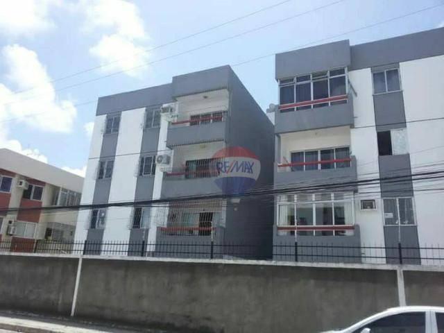 Apartamento com 3 dormitórios à venda, 72 m² por R$ 170.000,00 - Piedade - Jaboatão dos Guararapes/PE