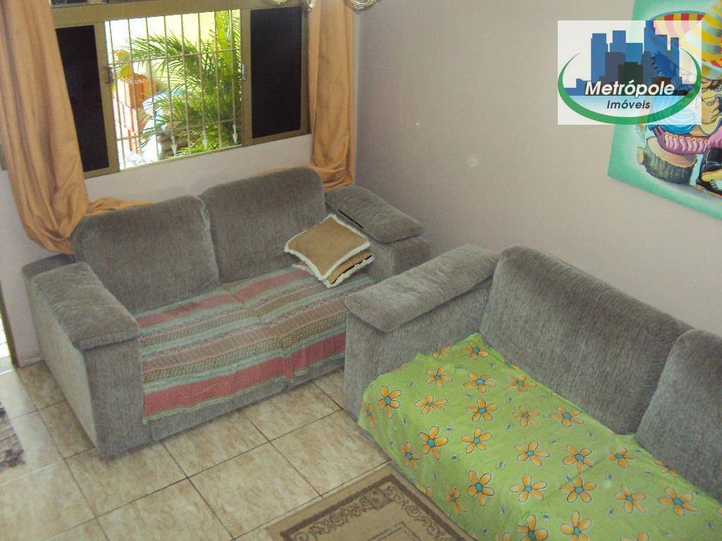 Sobrado de 2 dormitórios à venda em Jardim Bela Vista, Guarulhos - SP