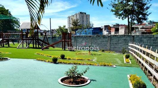 Sobrado com 2 dormitórios à venda, 56 m² por R$ 234.000,00 - Vila Luzita - Santo André/SP