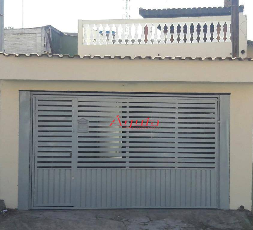 Sobrado com 3 dormitórios à venda, 128 m² por R$ 550.000 - Vila Alice - Diadema/SP