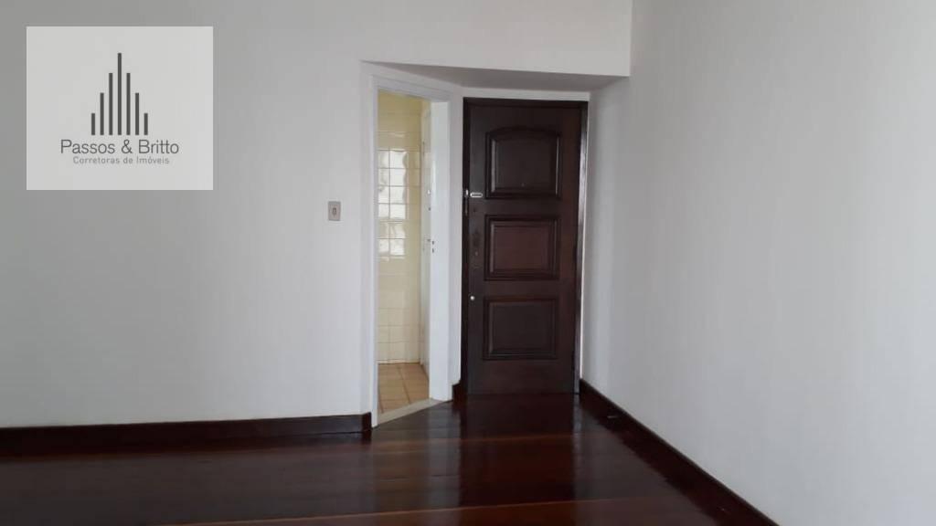 Apartamento com 2 dormitórios para alugar, 83 m² por R$ 1.400/mês - Graça - Salvador/BA