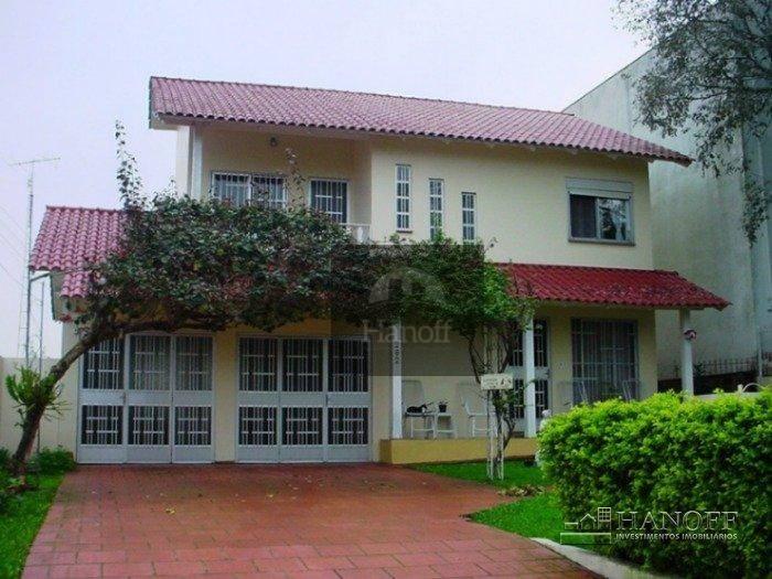 Casa residencial à venda, bairro Universitário, Santa Cruz d