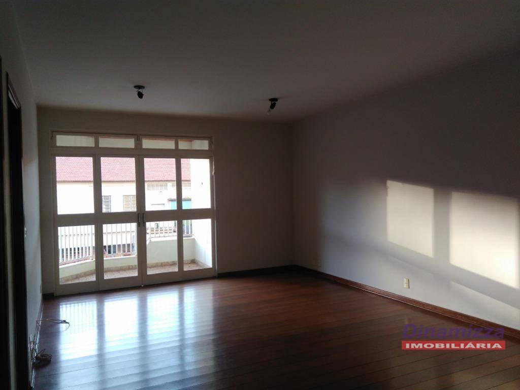Apartamento residencial para venda e locação, Mercês, Uberaba - AP1301.