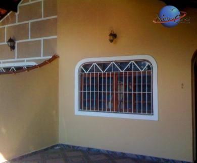 Casa com 2 dormitórios à venda, 75 m² por R$ 270.000,00 - Mirim - Praia Grande/SP