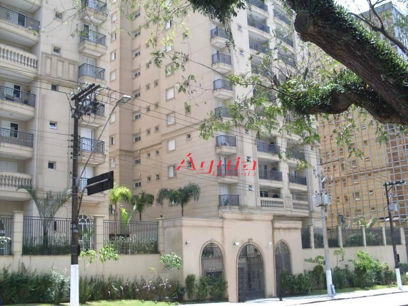 Apartamento com 3 dormitórios à venda, 97 m² por R$ 830.000 - Centro - Santo André/SP
