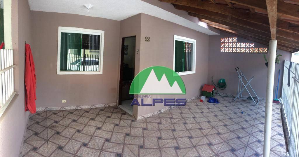 Casa com 2 dormitórios à venda, 46 m² por R$ 150.000,00 - Iguaçu - Fazenda Rio Grande/PR