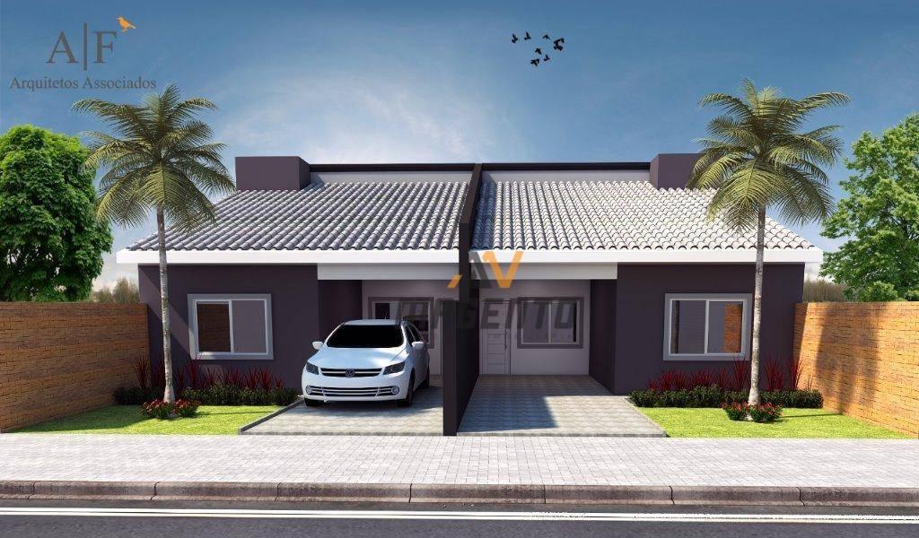 Terreno à venda, 301 m² por R$ 180.000 - Canadá - Cascavel/PR