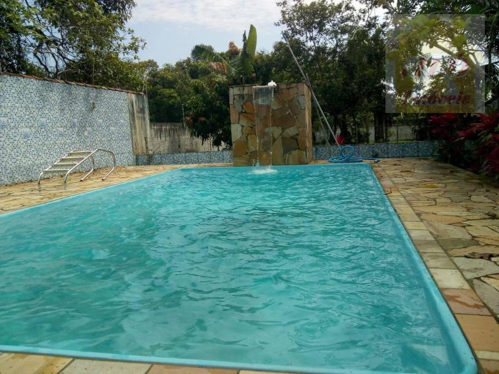 Chácara à venda, 1680 m² por R$ 450.000,00 - Balneário Gaivota - Itanhaém/SP