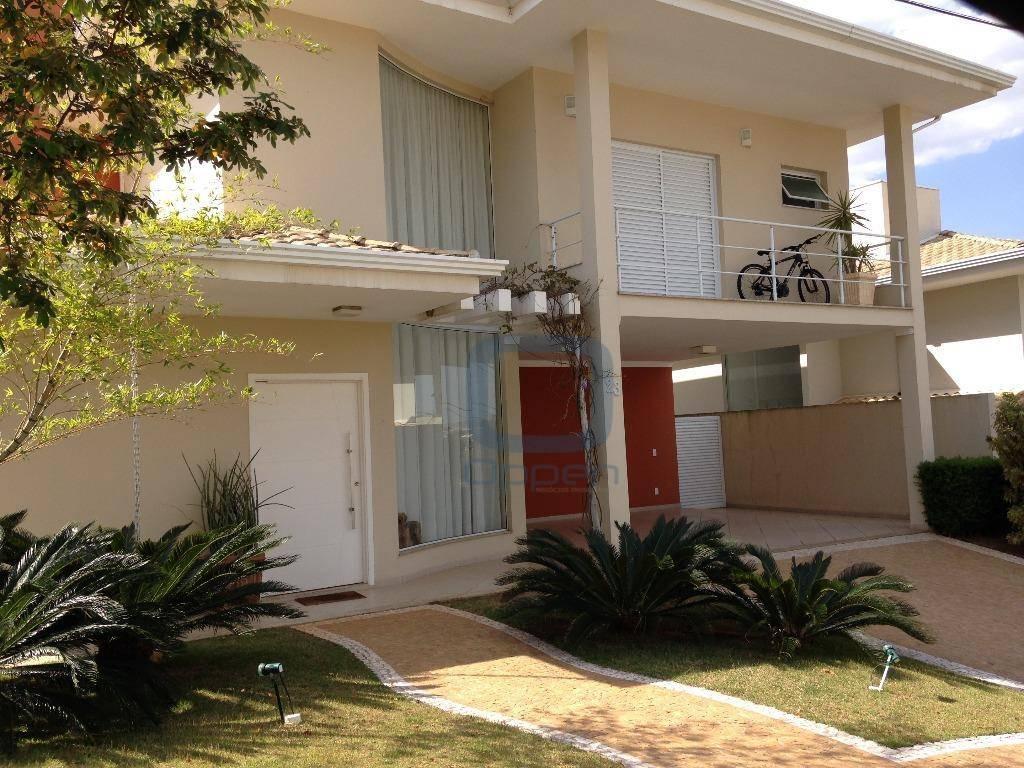 Casa com 3 dormitórios à venda, 275 m² por R$ 1.550.000,00 - Jardim Recanto - Valinhos/SP