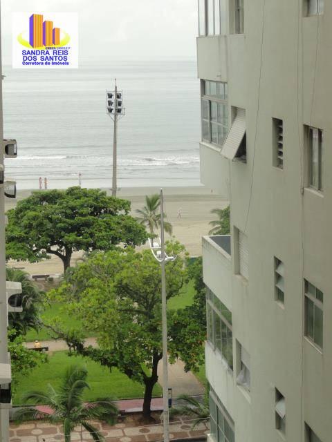 Studio  residencial à venda, Aparecida, Santos.