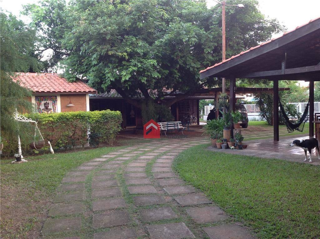 Chácara residencial à venda, Loteamento Chácaras Vale das Ga