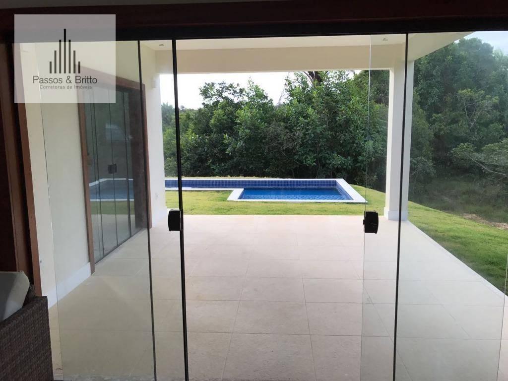 Casa com 4 suítes à venda, 300 m² por R$ 1.320.000 - Praia do Forte - Mata de São João/BA