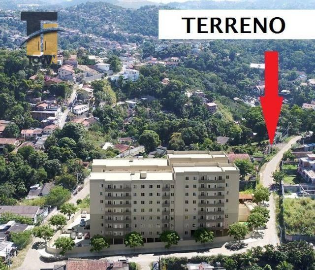 Terreno à venda, 600 m² por R$ 110.000,00 - Badu - Niterói/RJ