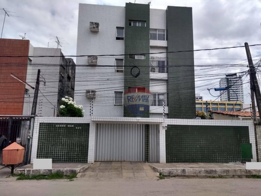 Apartamento com 2 dormitórios para alugar, 75 m² por R$ 1.250,00/mês - Piedade - Jaboatão dos Guararapes/PE