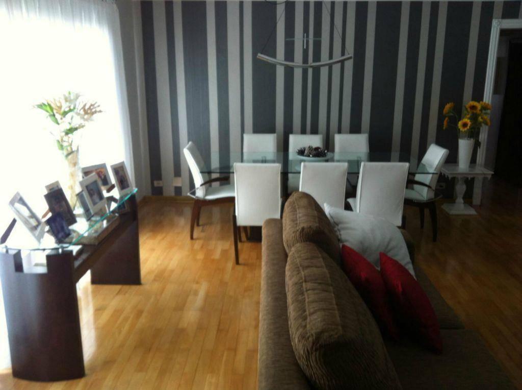 Apartamento à venda, 190m², 3 dorm, 1 suíte master, 3 vagas, dep, lazer completo!!! Vila Valparaíso, Santo André.