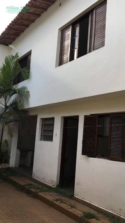 Casa residencial à venda, Jardim Maia, Guarulhos - CA0532.