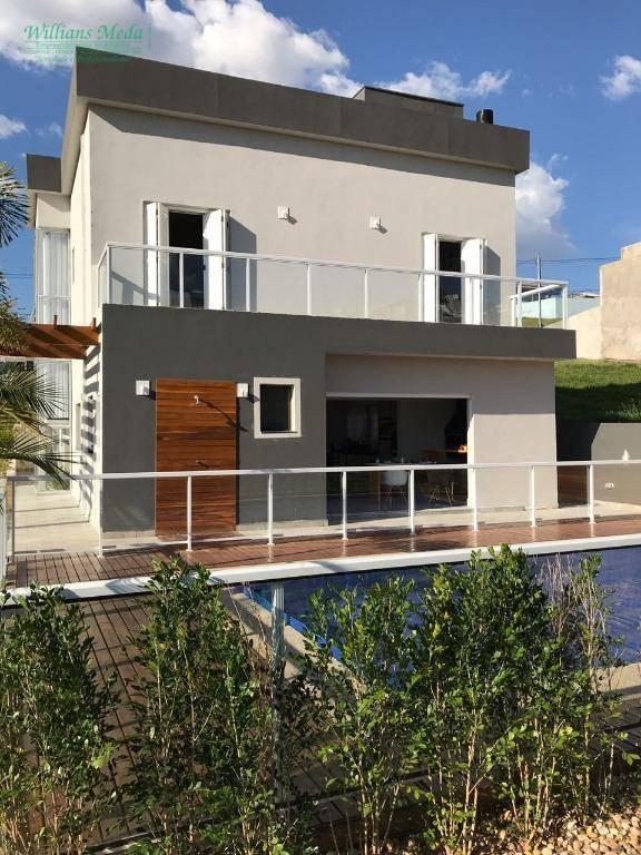 Sobrado com 3 dormitórios à venda, 215 m² por R$ 1.100.000,00 - Morro Verde - Bragança Paulista/SP