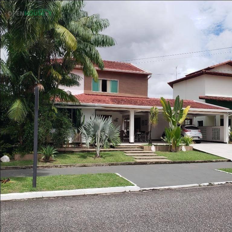 Casa Mobilhada com 6 dormitórios à venda, 635 m² por R$ 1.350.000 - Parque Verde - Belém/PA