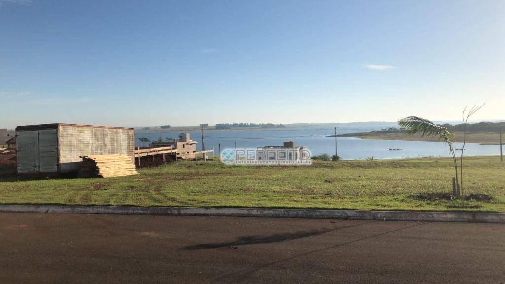 Terreno à venda, 812 m² por R$ 430.000,00 - Punta Del Este - Sertaneja/PR