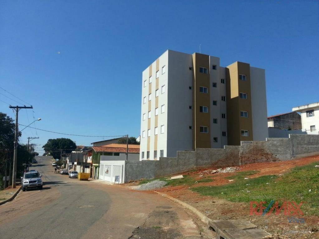 Apartamento com 1 dormitório à venda, 39 m² por R$ 165.000,00 - Jardim Alvinópolis - Atibaia/SP