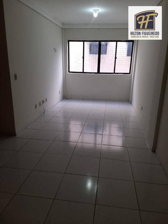 Apartamento à venda por R$ 200.000,00 - Bancários - João Pessoa/PB