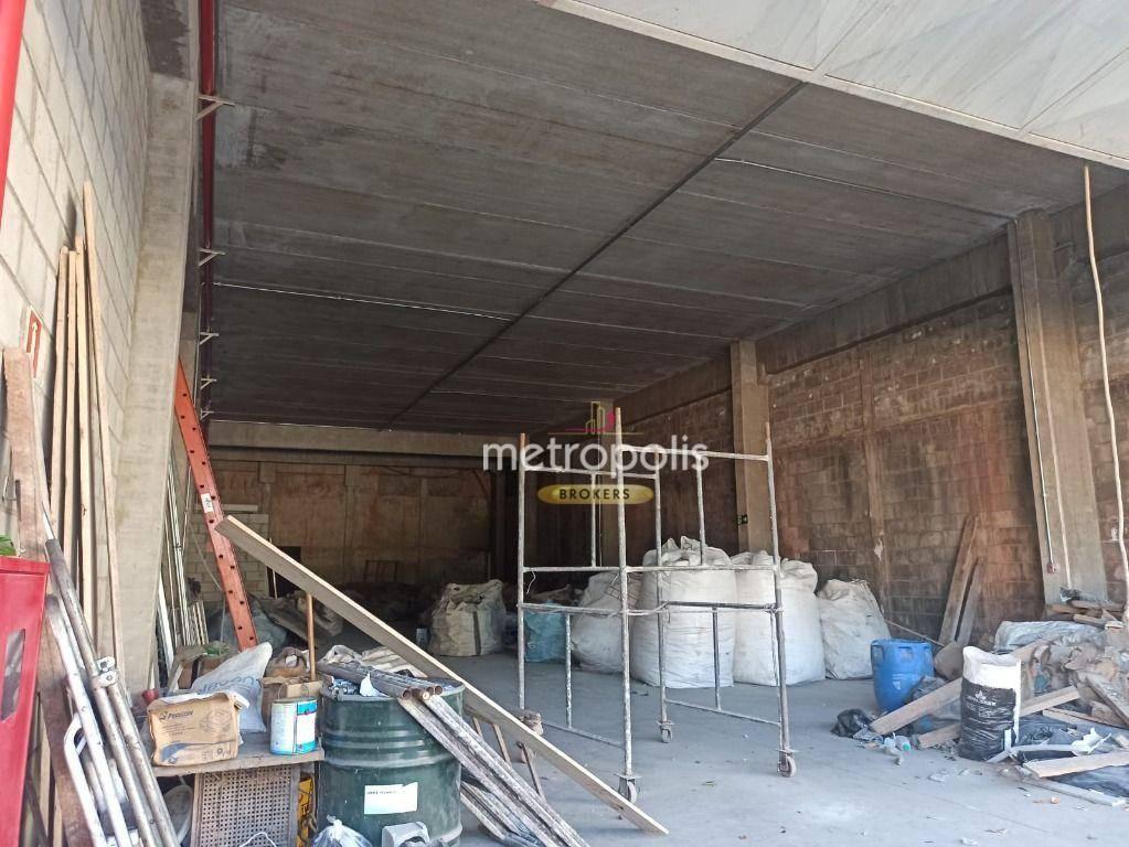 Galpão para alugar, 225 m² por R$ 5.000,00/mês - Centro - Diadema/SP