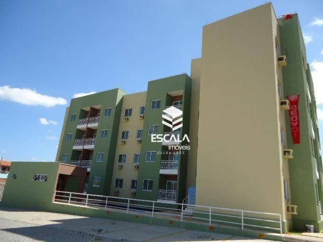 Apartamento com 2 dormitórios à venda, 47 m² por R$ 135.170,00 - Cigana - Caucaia/CE