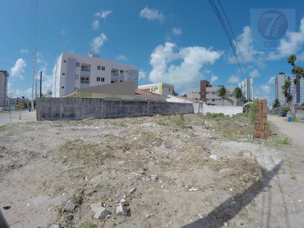 Área  residencial à venda, Bessa, João Pessoa.