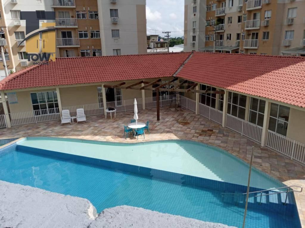 Apartamento com 2 dormitórios à venda, 65 m² por R$ 250.000,00 - Centro - São Gonçalo/RJ