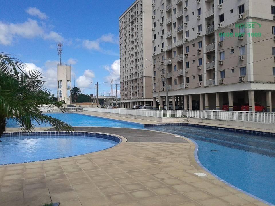 Apartamento residencial à venda, Icoaraci, Belém - AP0030.