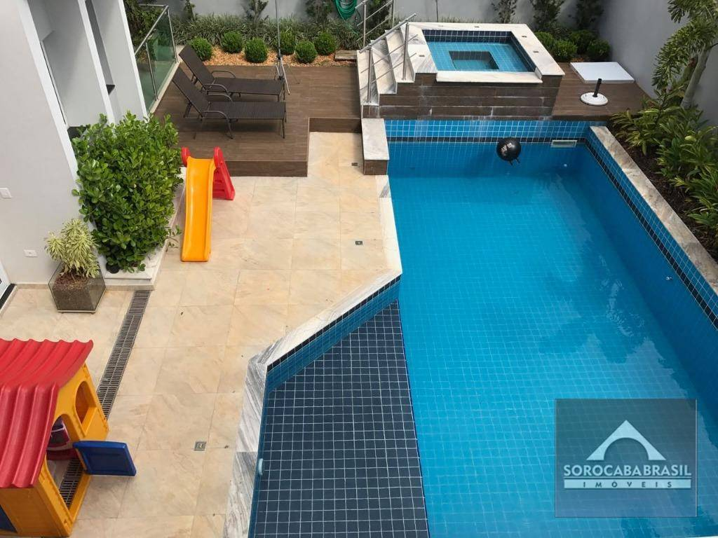 Sobrado com 5 dormitórios à venda, 471 m² por R$ 1.700.000,00 - Flora Ville - Boituva/SP