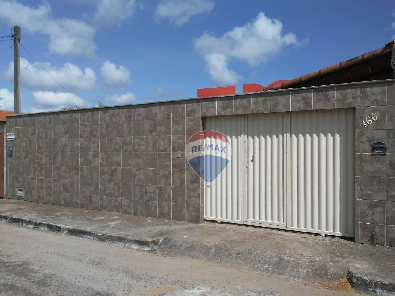 Casa com 3 dormitórios à venda, 93 m² por R$ 95.000,00 - Taborda - São José de Mipibu/RN