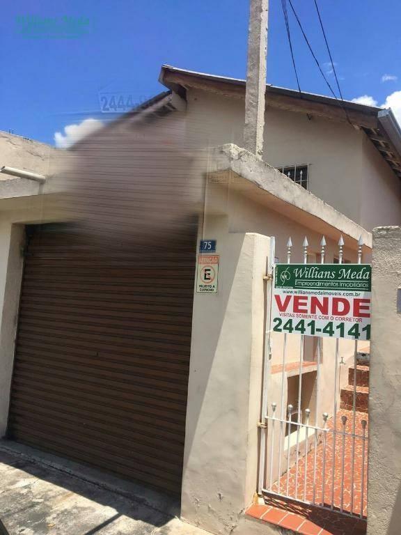 Casa com 2 dormitórios à venda, 100525 m² por R$ 380.000 - Jardim Pinhal - Guarulhos/SP