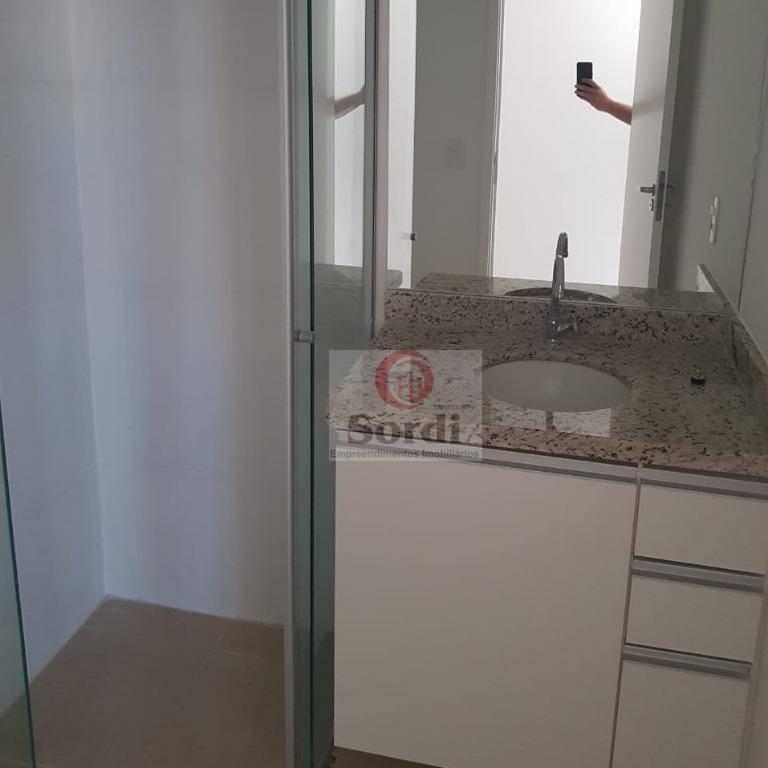 Apartamento com 2 dormitórios à venda, 60 m² por R$ 255.000 - República - Ribeirão Preto/SP