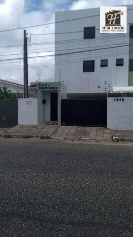 Apartamento com 2 dormitórios para alugar, 60 m² por R$ 1.300/mês - Bessa - João Pessoa/PB