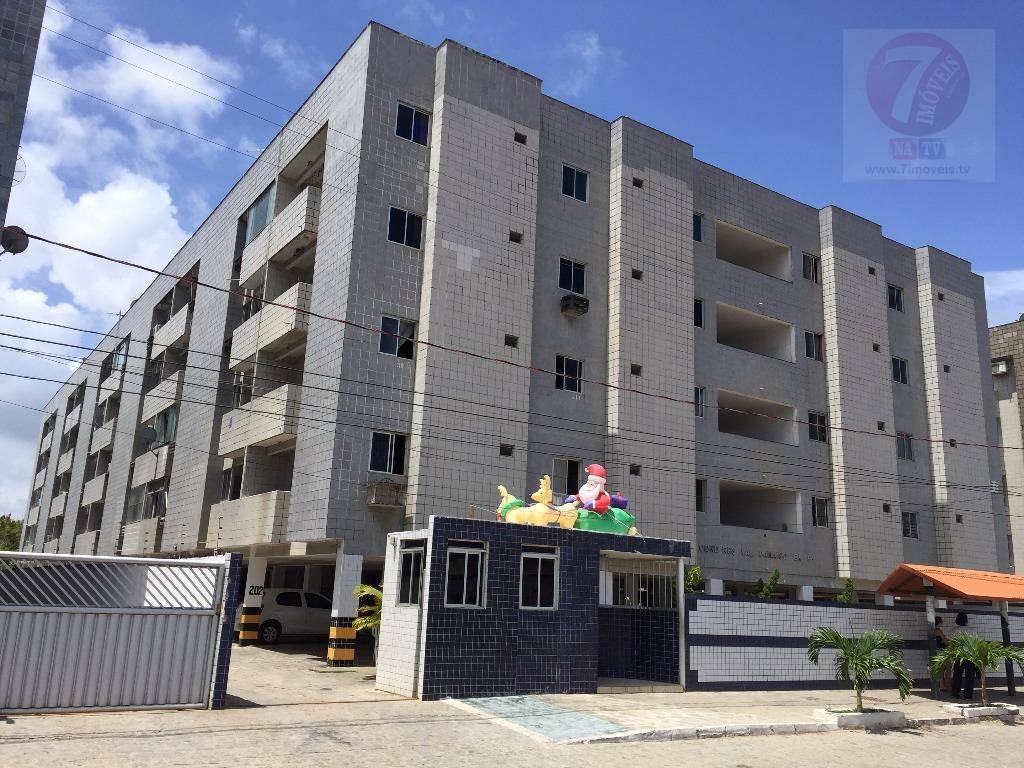 Apartamento residencial à venda, Bessa, João Pessoa - AP0061