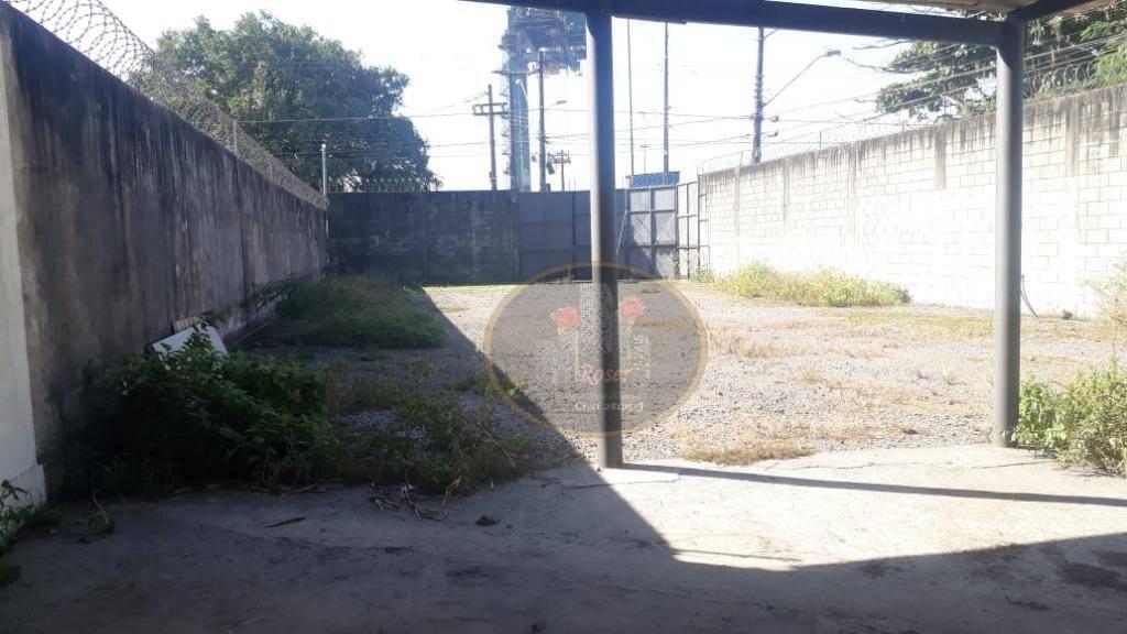 Terreno à venda, 480 m² por R$ 1.100.000,00 - Estuário - Santos/SP