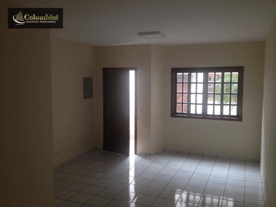 Sobrado residencial para venda e locação, Vila São Pedro, Santo André.