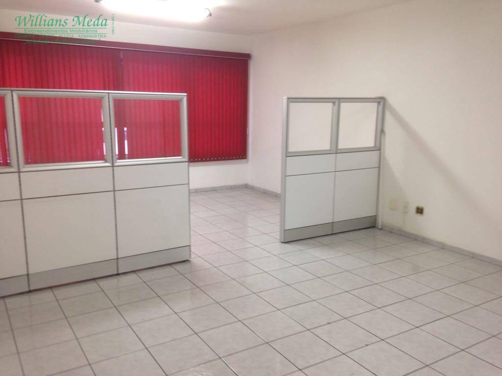 Sala comercial à venda, Vila Pedro Moreira, Guarulhos.